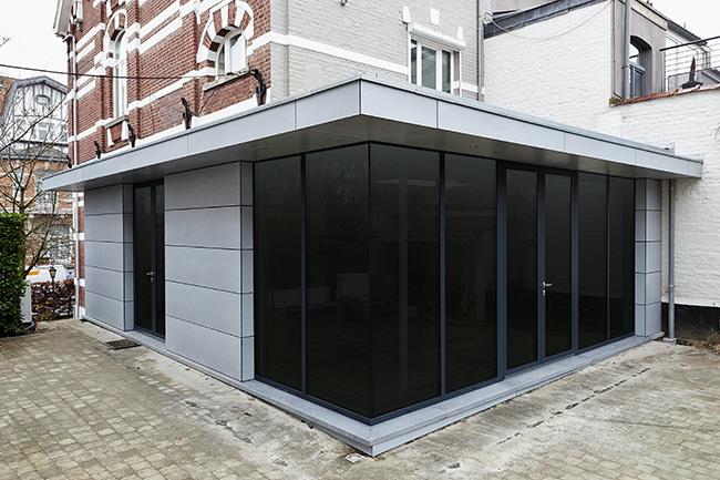 reimmco construction extension surélévation