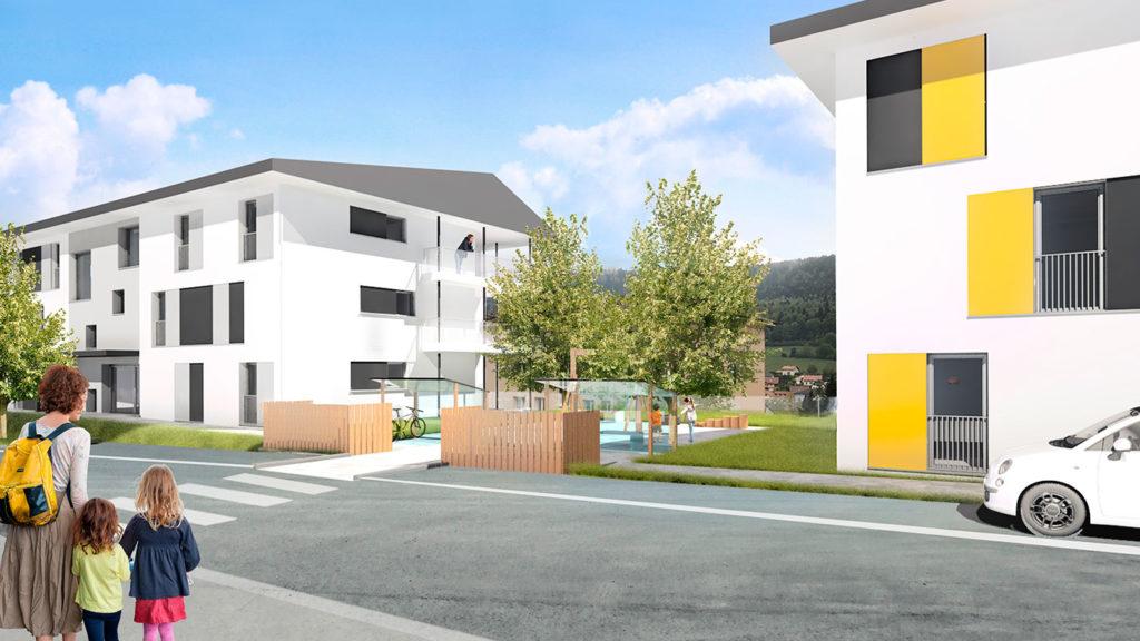 Reimmco construction de 36 appartements